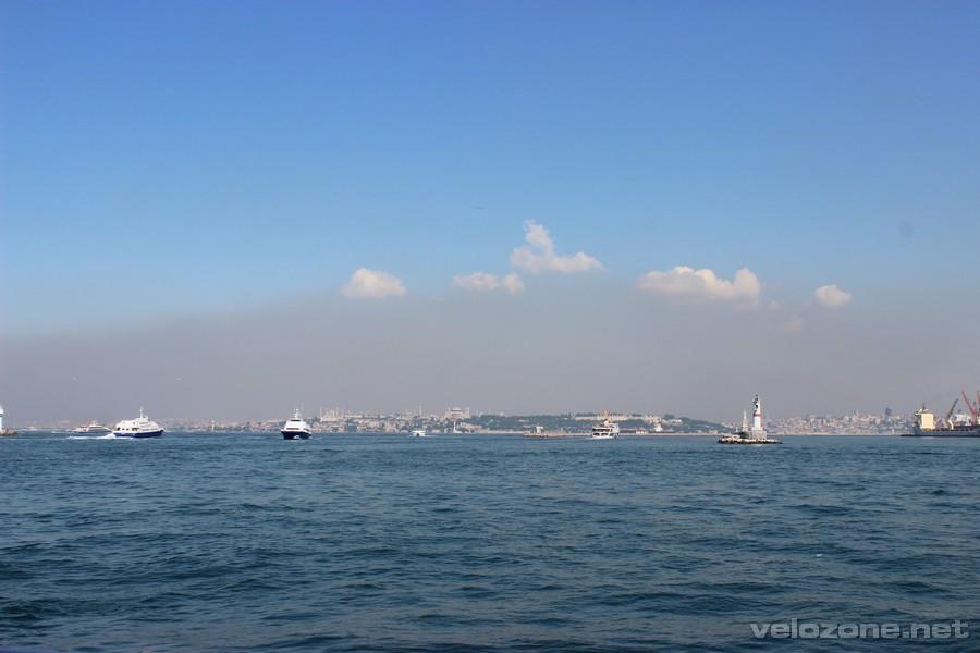 Cień smogu nad Stambułem