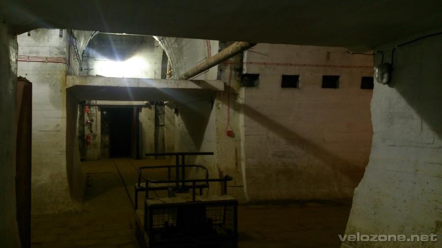 W bunkrach MRU