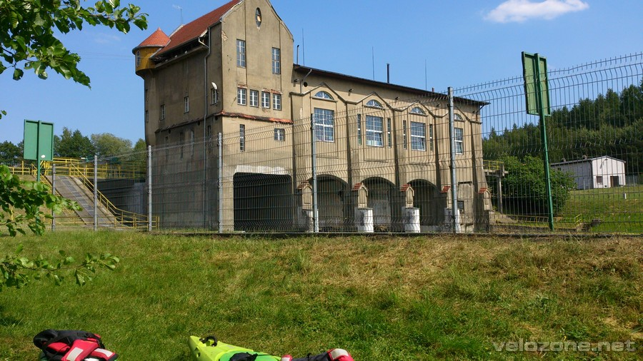 Elektrownia wodna w Bledzewie