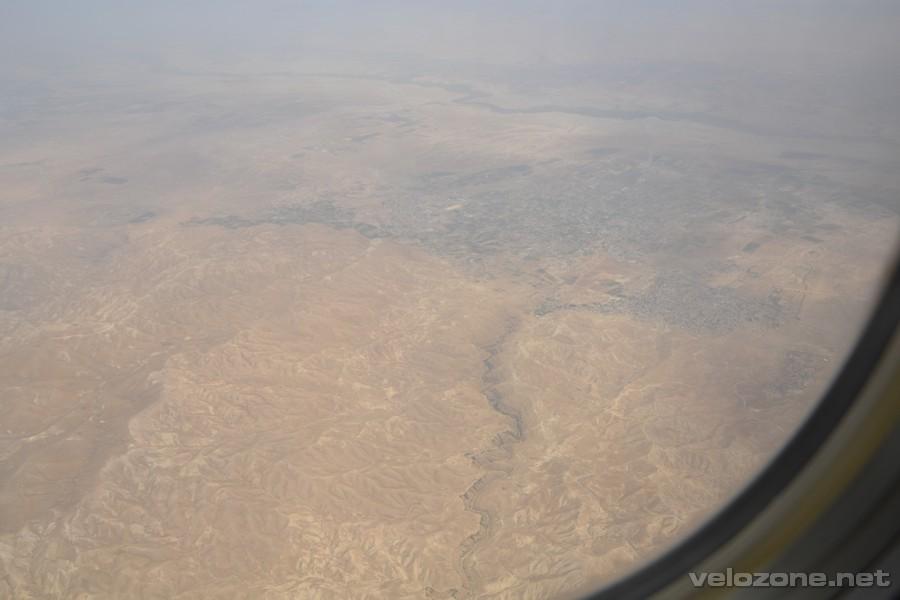 Wadi Qelt i Jerycho.