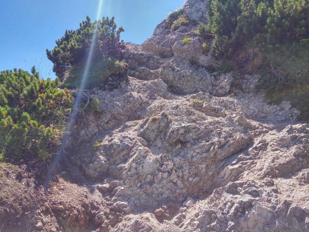 Ostatnie skalne fragmenty