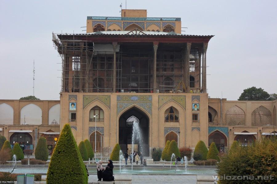 Pałac Ali Qapu