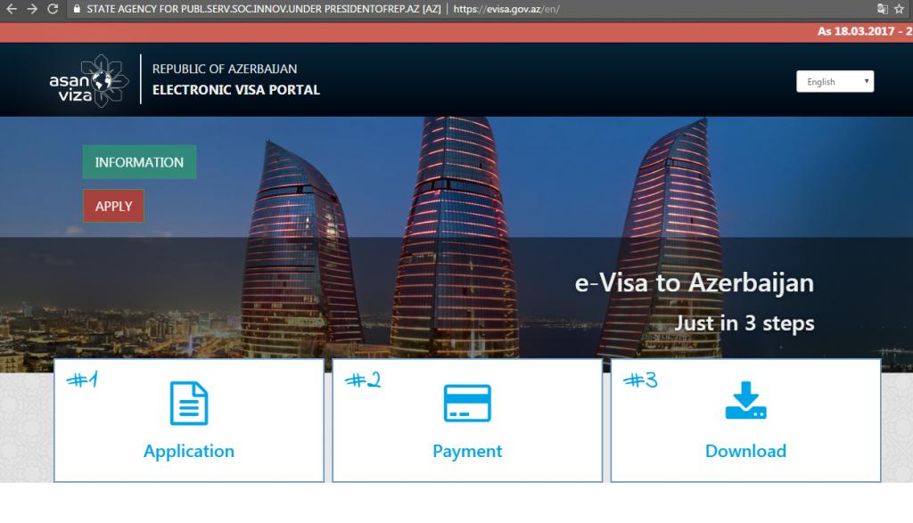 wiza do azerbejdzanu